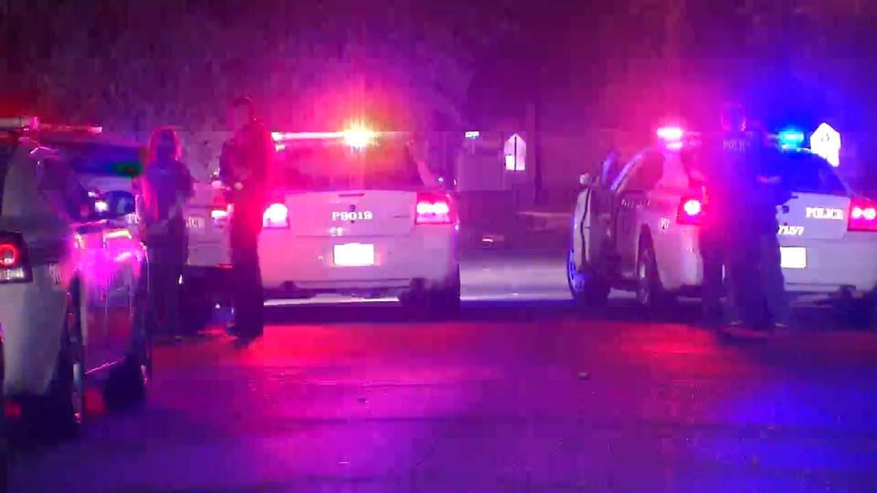 Two In Custody, Third Still Being Sought In Tulsa Police Chase
