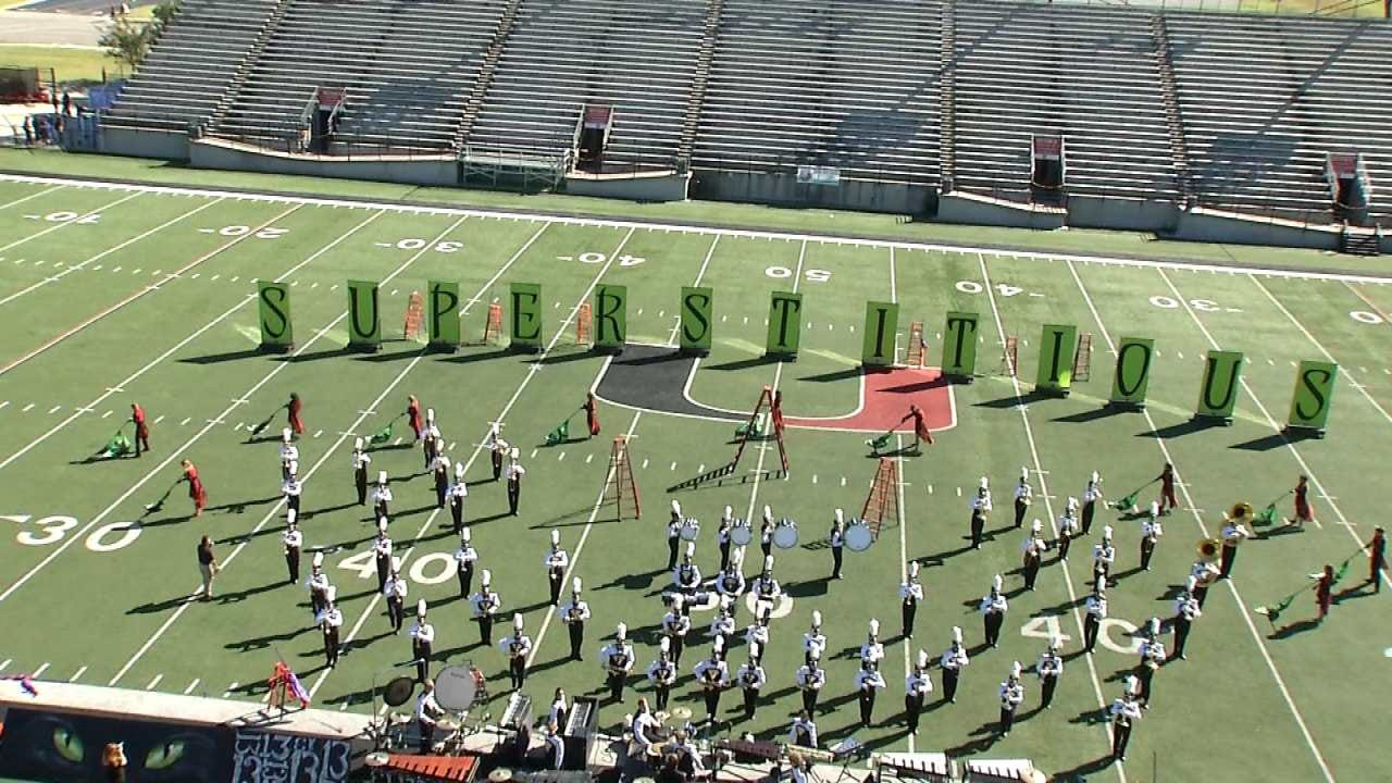 Owasso Wins 34th Annual Renegade Review Marching Band Championship
