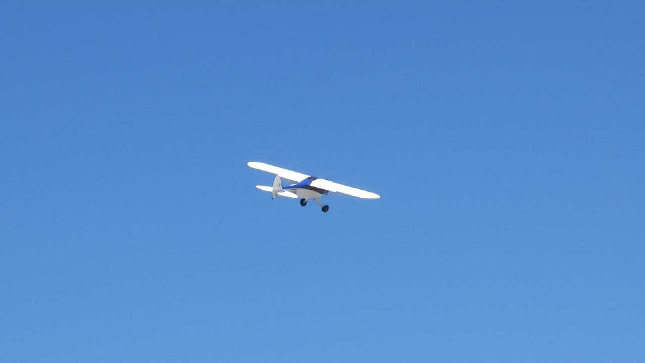 Three Rivers Area Model Plane Society Hosts 15th Annual Fly-In