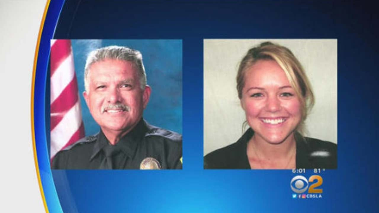 Arrest Made In Deaths of Palm Springs Police Officers