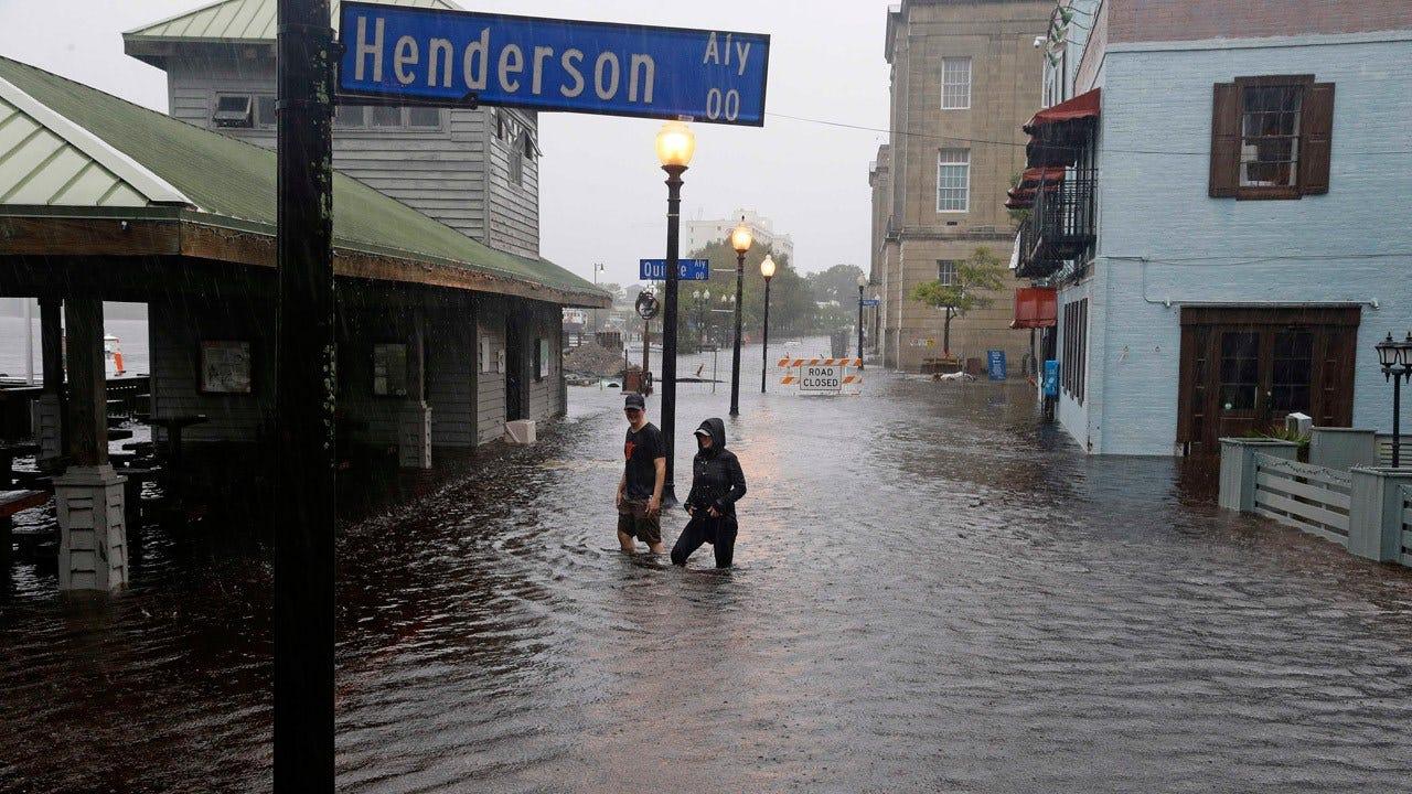 Severe Flooding In North Carolina Follows Matthew's Departure; Death Toll Climbs