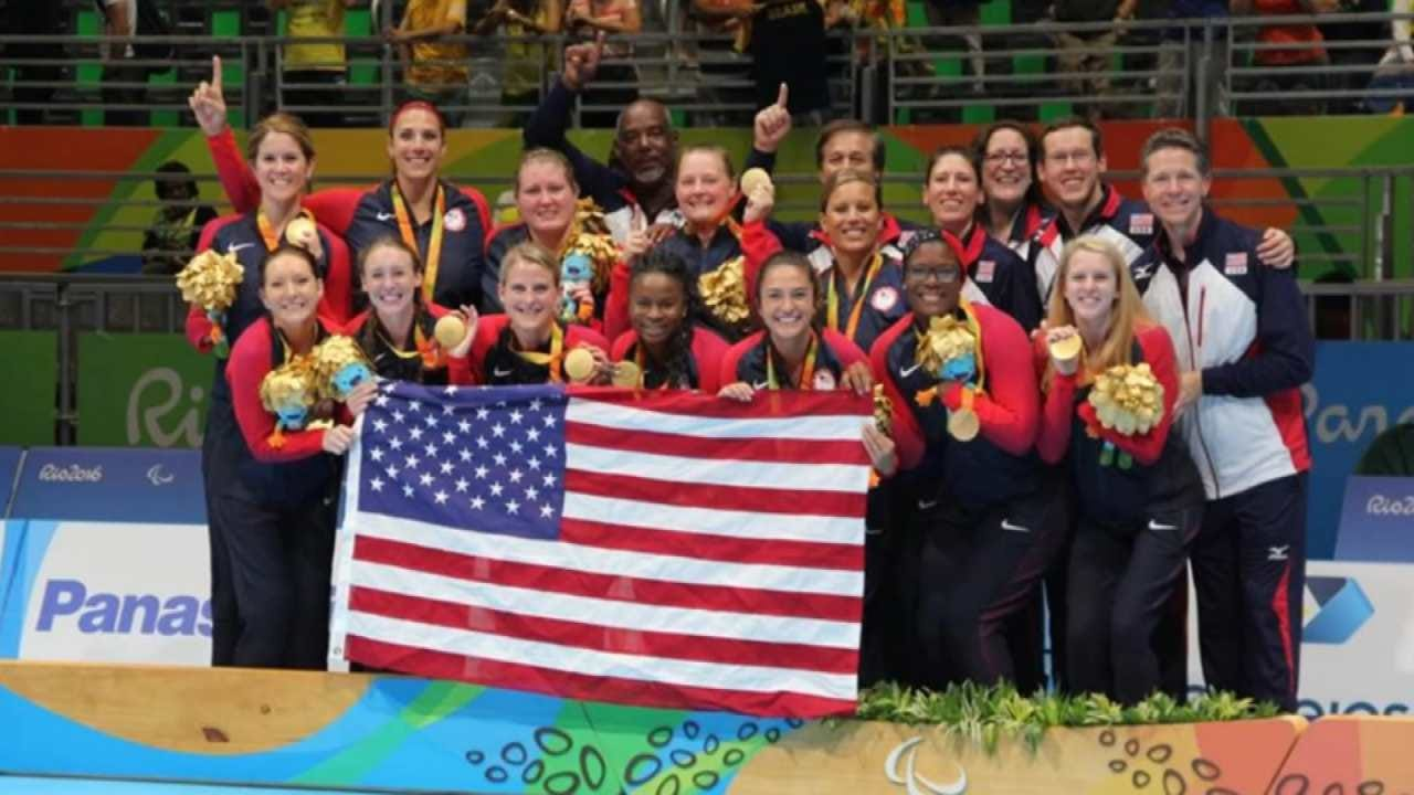 Skiatook Woman Brings Home Gold Medal In Paralympics Volleyball