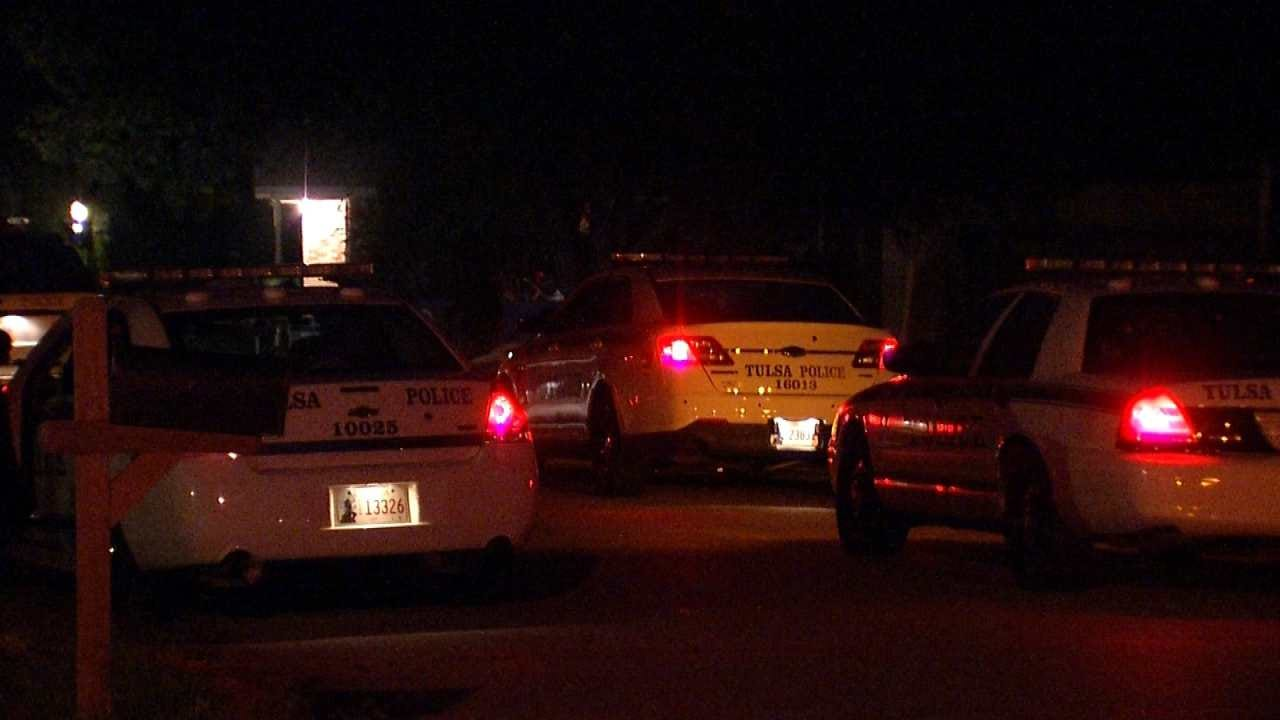 Tulsa Police Search For Two Home Invasion Suspects