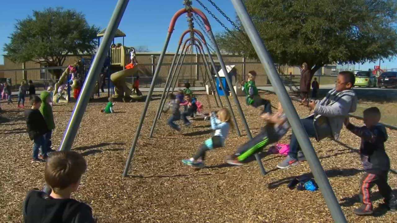 Educate Oklahoma: More Recess Per Day Gaining Steam In U.S.