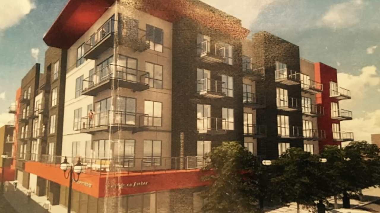 Kaiser Foundation, Other Groups Plan Brady District Development
