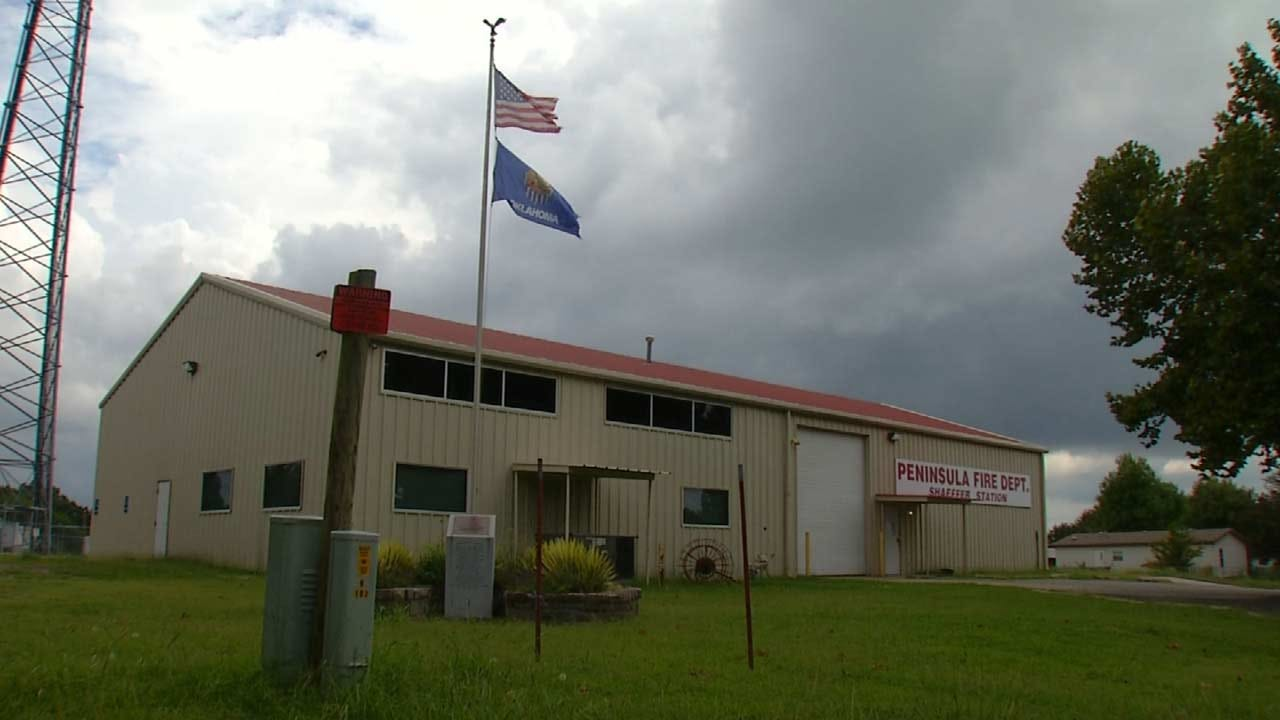 New Regulations May Hinder Smaller OK Fire Departments