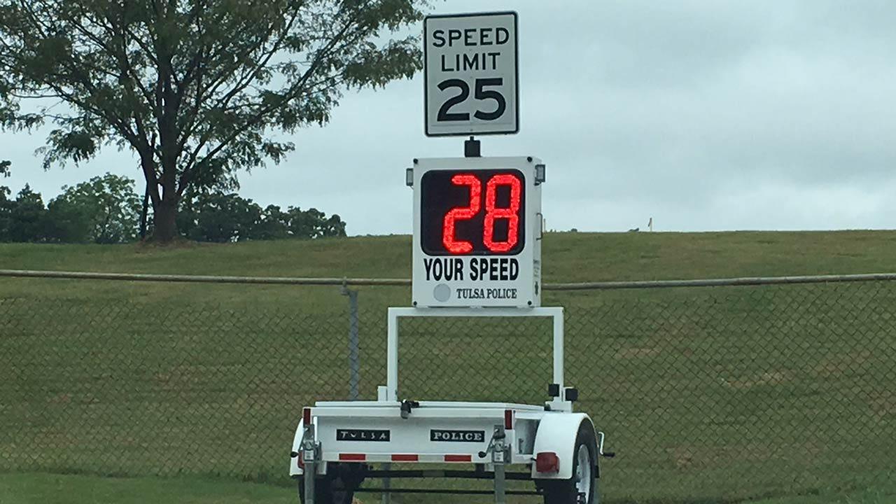 Police To Crack Down On Tulsa School Zone Speeders