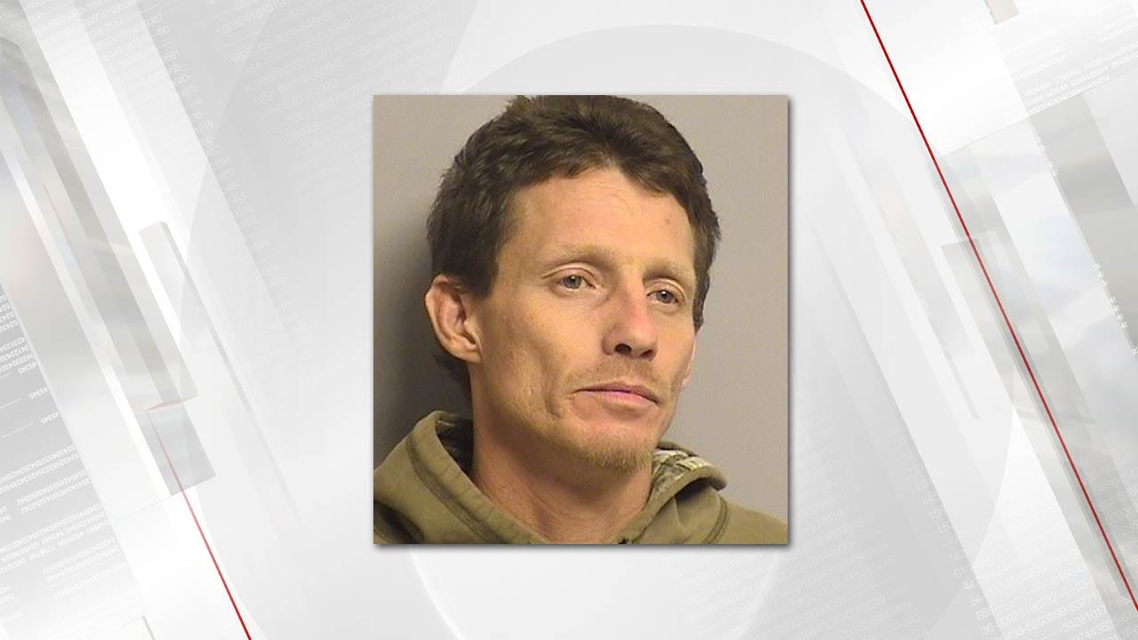 Troopers Chase, Arrest Tulsa Man On Reported Stolen Motorcycle