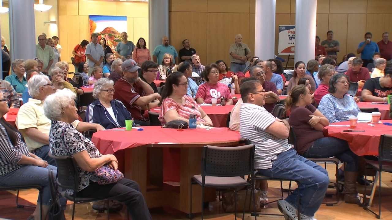 Greater Tulsa Cherokees Host Tulsa's First-Ever Cherokee Celebration Day
