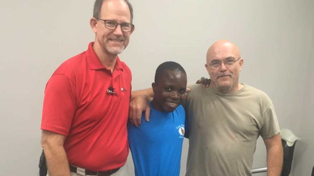 How An Oklahoma Group Has Changed The Life Of A West Africa Teen