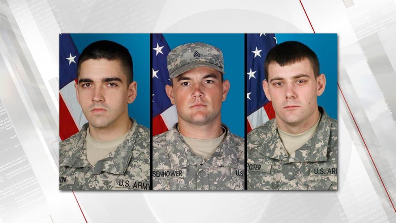 Remembering 3 Oklahoma Solders Killed In Afghanistan Five Years Ago