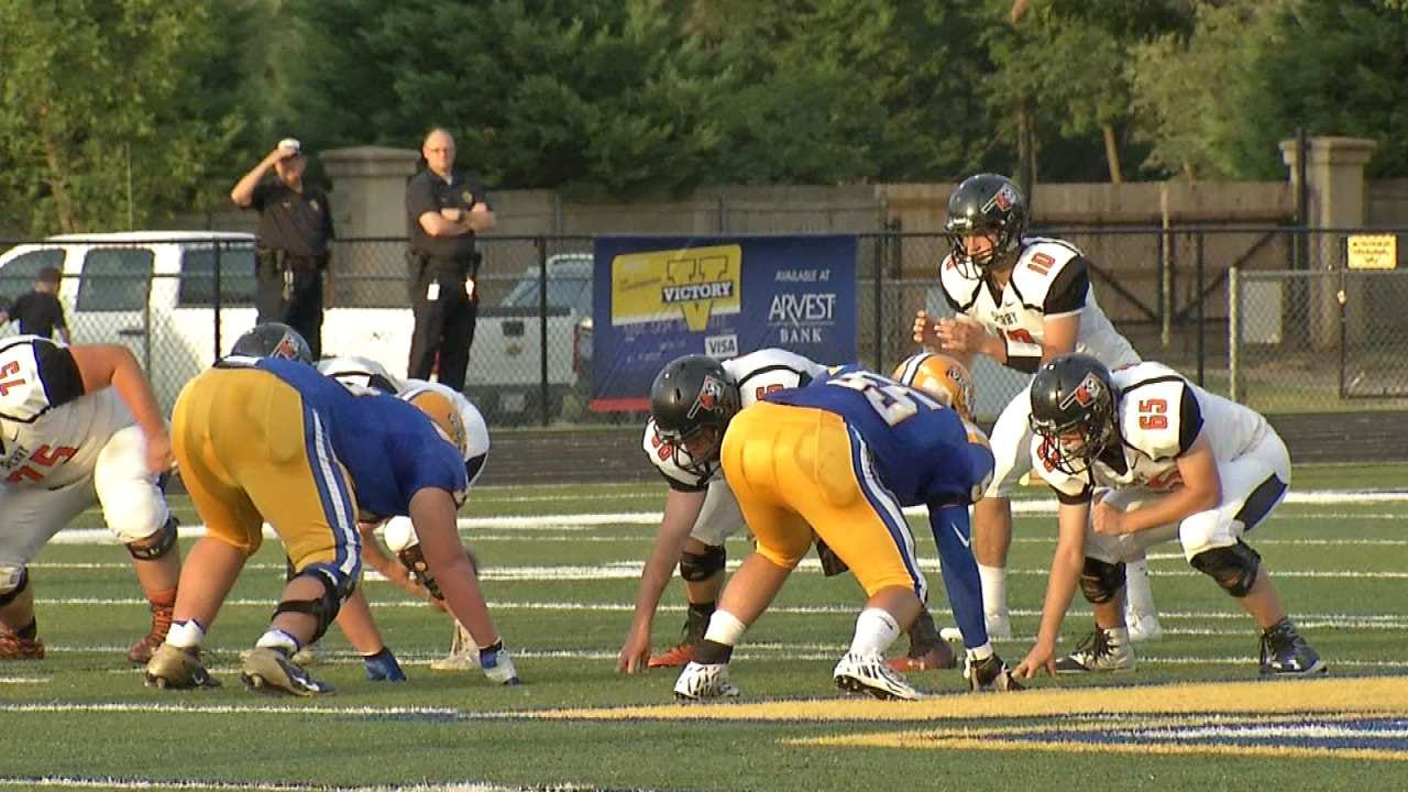 Victory Christian Crumbles Against Sperry
