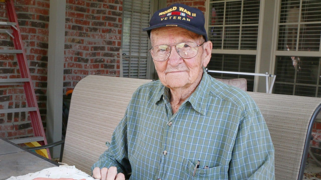 Cherokee Warrior Flight Flies Veterans To Nation's Capital