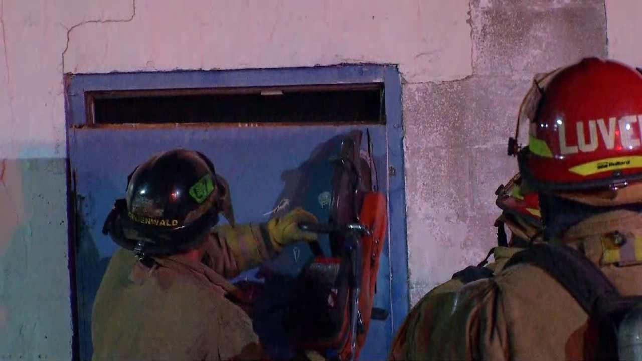 Tulsa Fire Crews Put Out Restaurant Fire