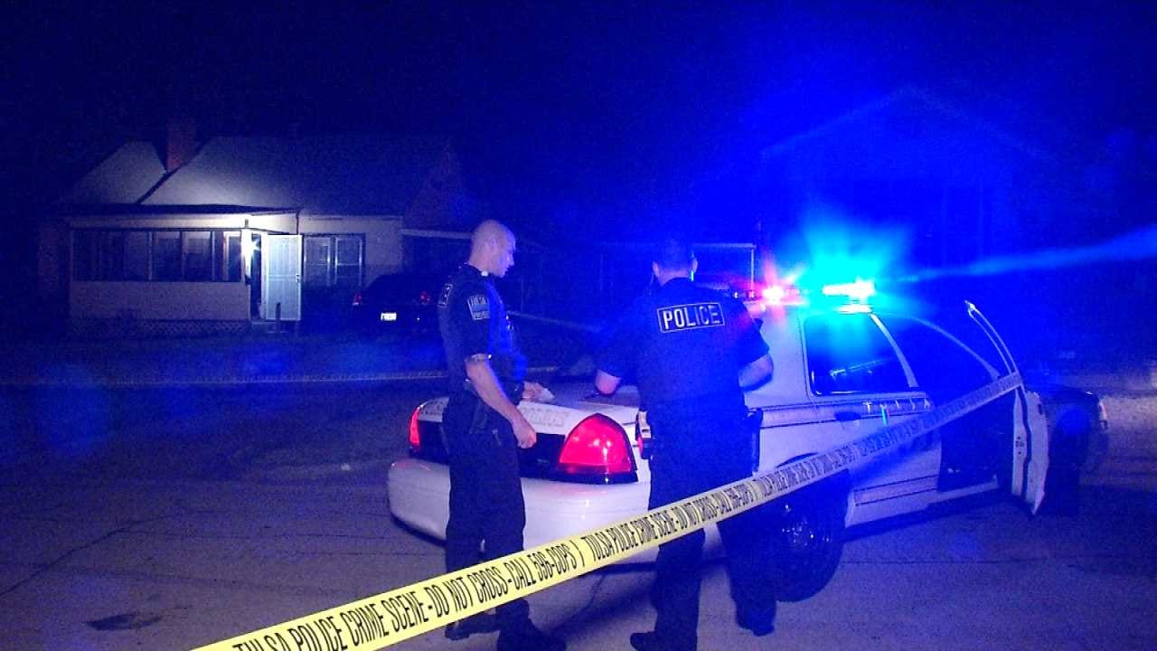 Tulsa Police Investigate Possible 'Stand Your Ground' Shooting
