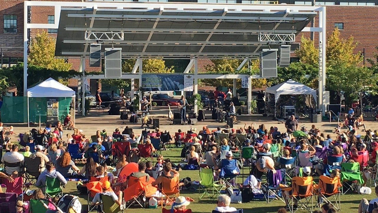 'Tulsa Roots Music' Kicks Off Free Concert Series At Guthrie Green