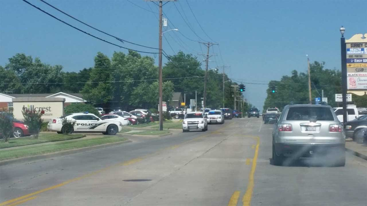 ME: Man Involved In Confrontation In Claremore Committed Suicide