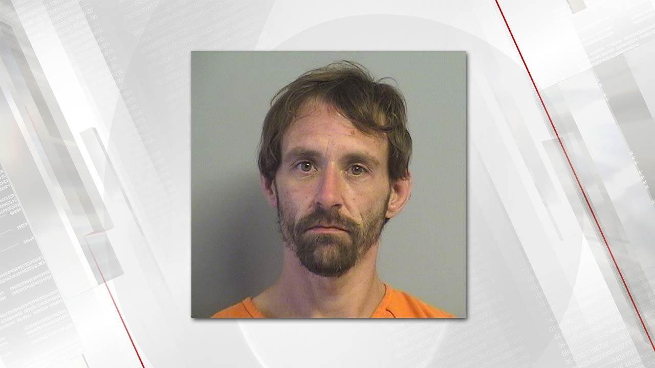Police: Tulsa Man Fires Gun, Nearly Hitting Infant Girl
