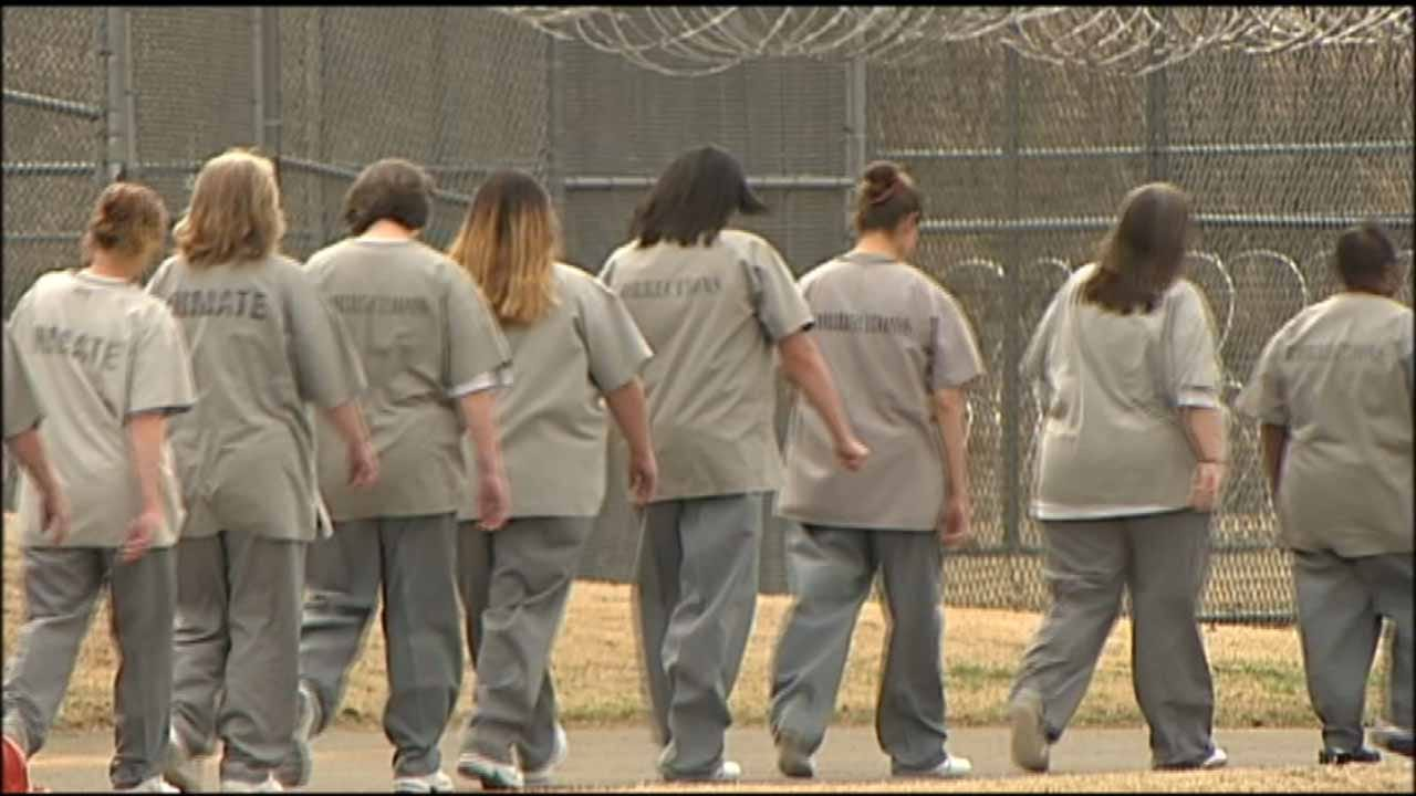 Tulsa County Sees Major Drop In Women Incarceration