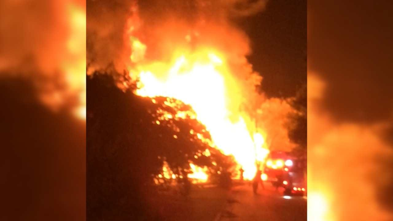 Investigation Begins In Tulsa Home Explosion, Fire