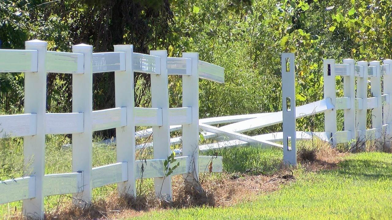 Small Ottawa County Veterans Cemetery Vandalized