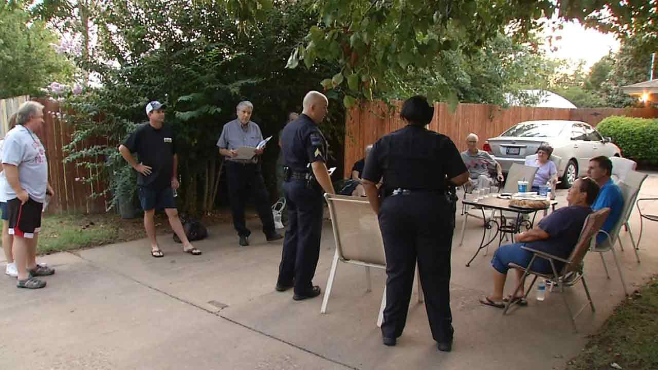 Tulsa Night Out Aims To Bring First Responders, Neighbors Together