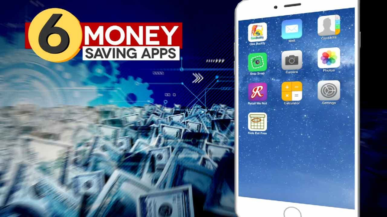 6 Smartphone Apps That Can 'Seriously Save You Money'