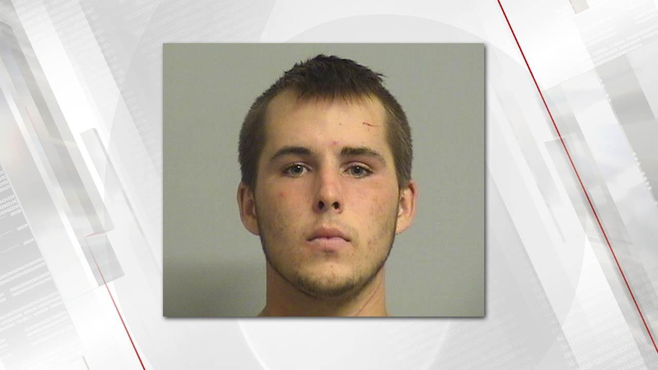 Police Say Tulsa Man Went 'Shopping' At Closed K-Mart