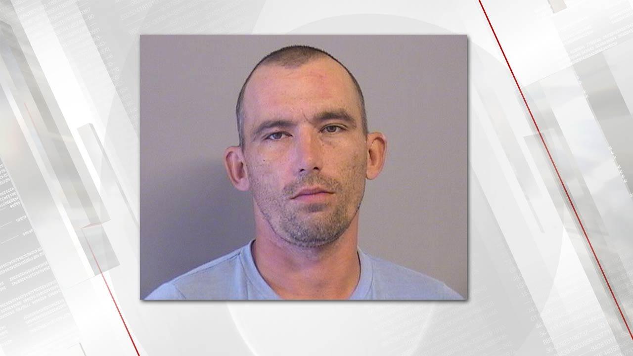 Police: Security Officer Finds Tulsa Rape Victim