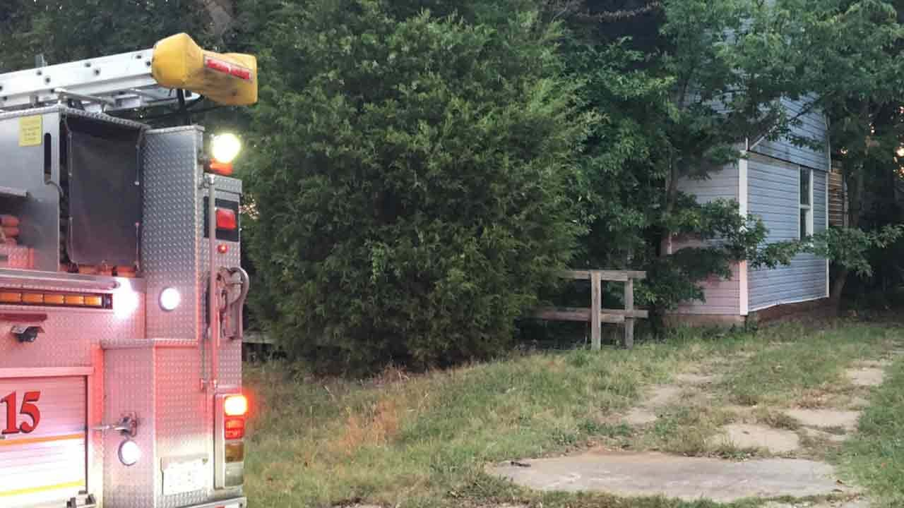 Possible Drug Paraphernalia Found In Tulsa House Fire