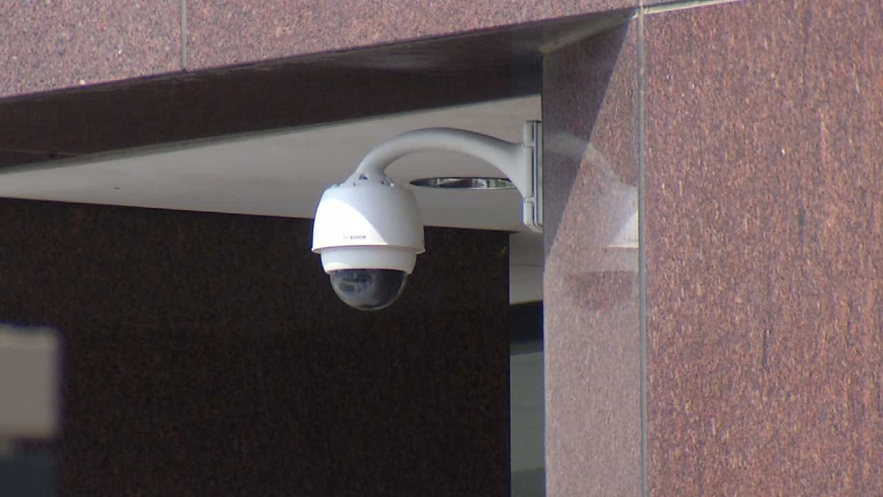 Technology Connecting Downtown Cameras Could Help Aid Tulsa Police