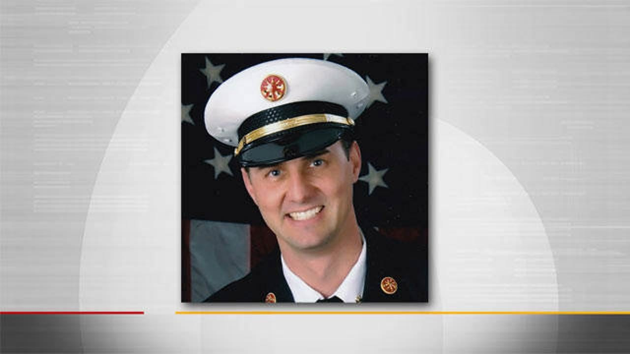 Fallen Claremore Firefighter To Be Inducted Into Hall Of Fame