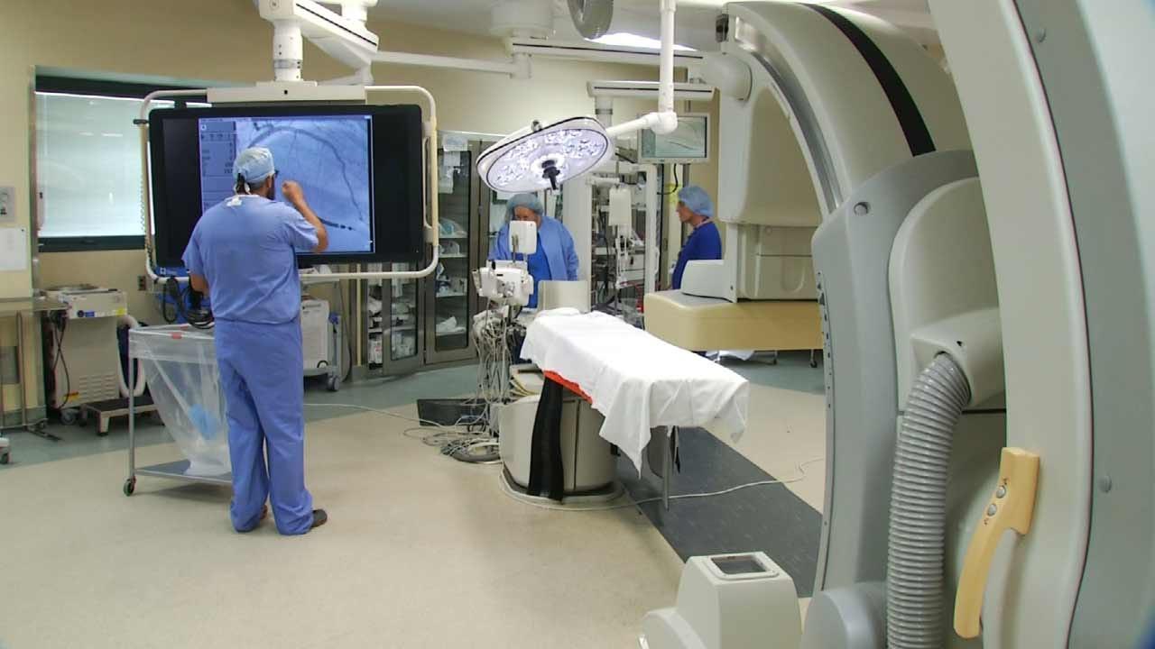 Tulsa Hospital Using New Dissolvable Heart Stents