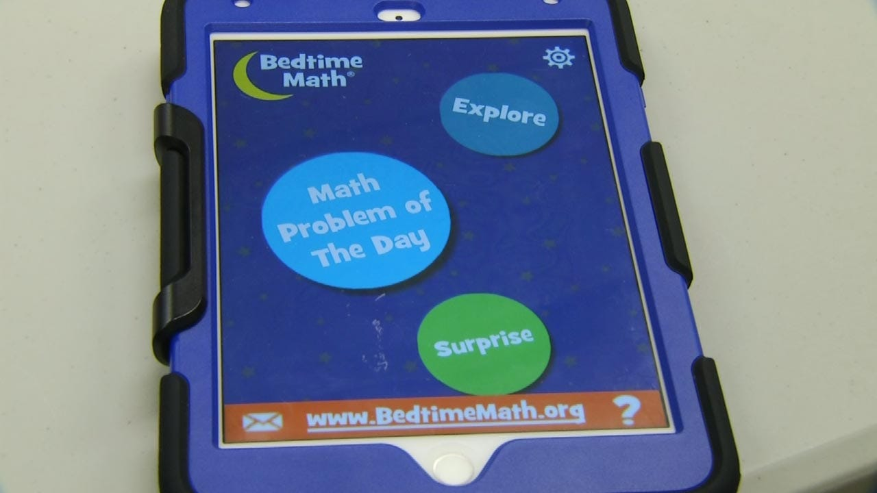 Union, Sand Springs Schools Trying Out New Math App