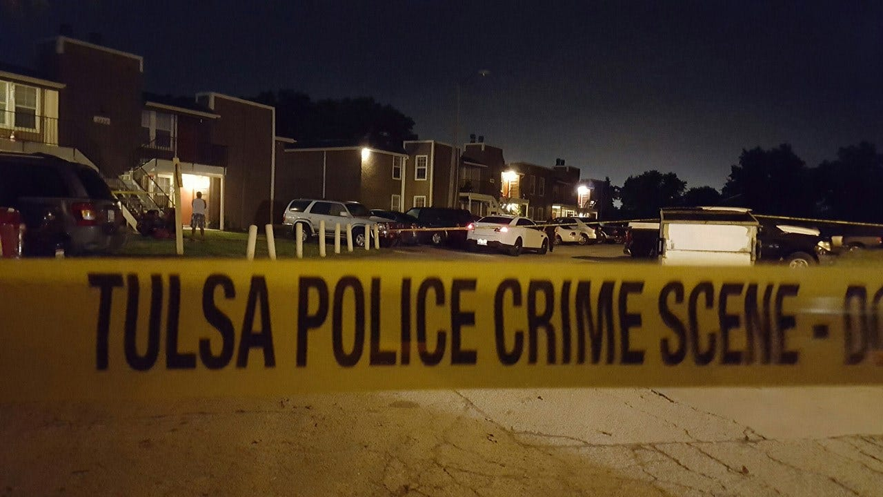 Tulsa Man Shot With Rifle While Attempting To Stop Car Break-In
