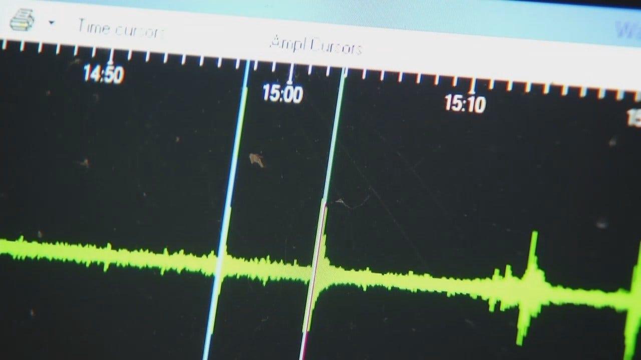 USGS: More Than A Dozen Small Earthquakes In Oklahoma, 1 in Kansas Since Friday Night