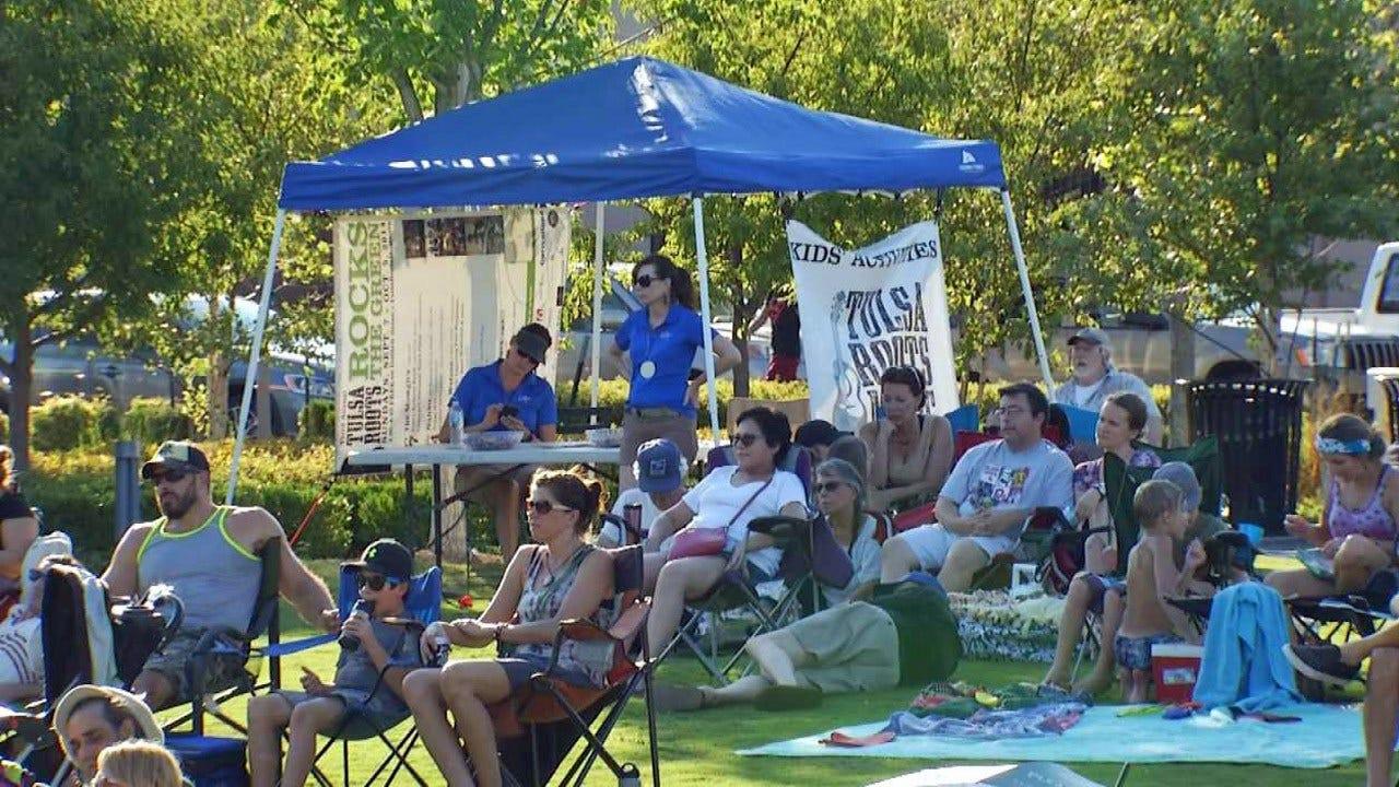 Guthrie Green Hosts Cherokee Nation Day