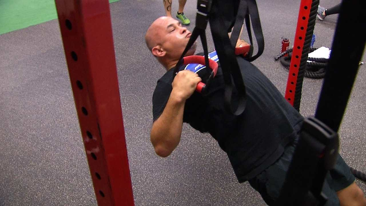 Tulsa Gym Helping Veterans Get Fit For Free