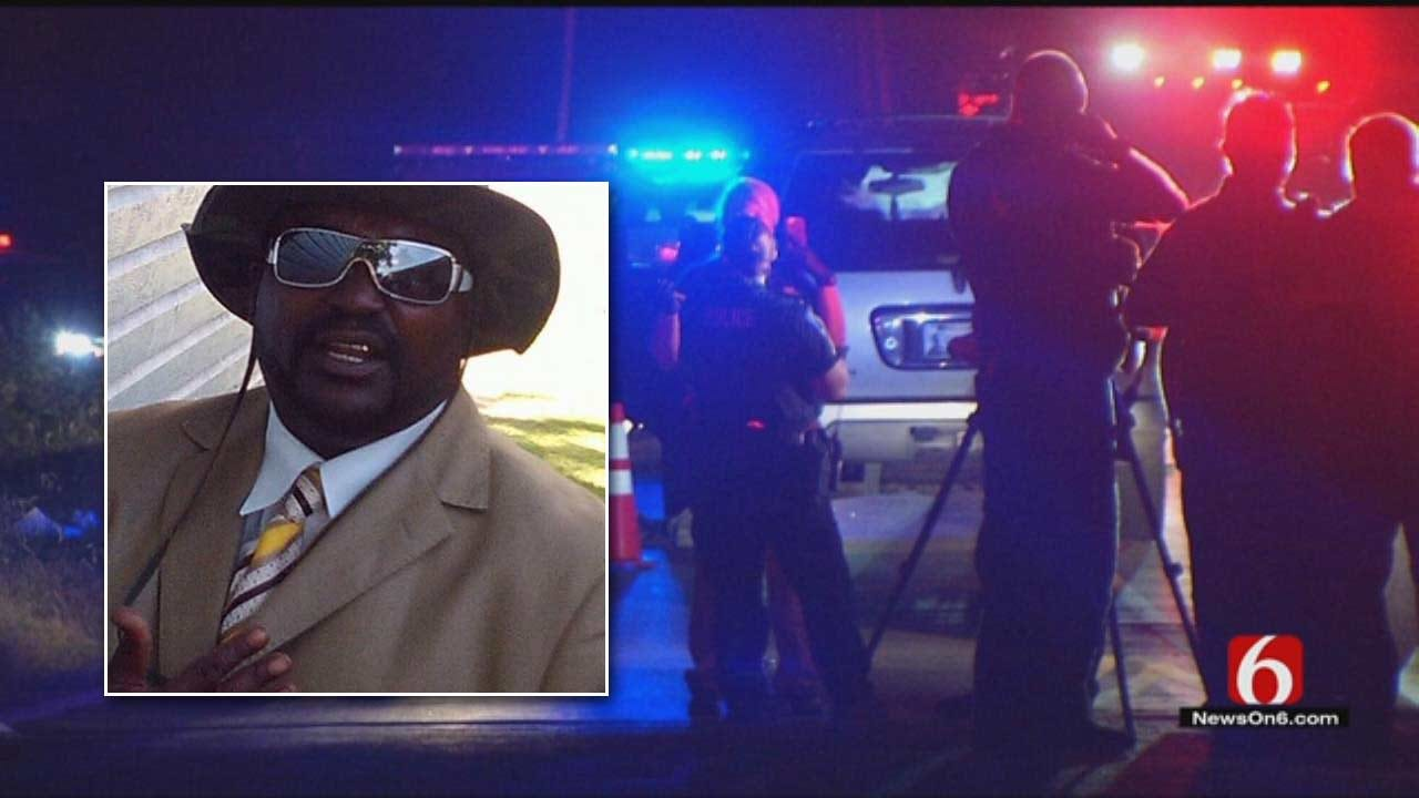 Tulsa Police Name Officers Involved In Fatal Shooting Of Terence Crutcher