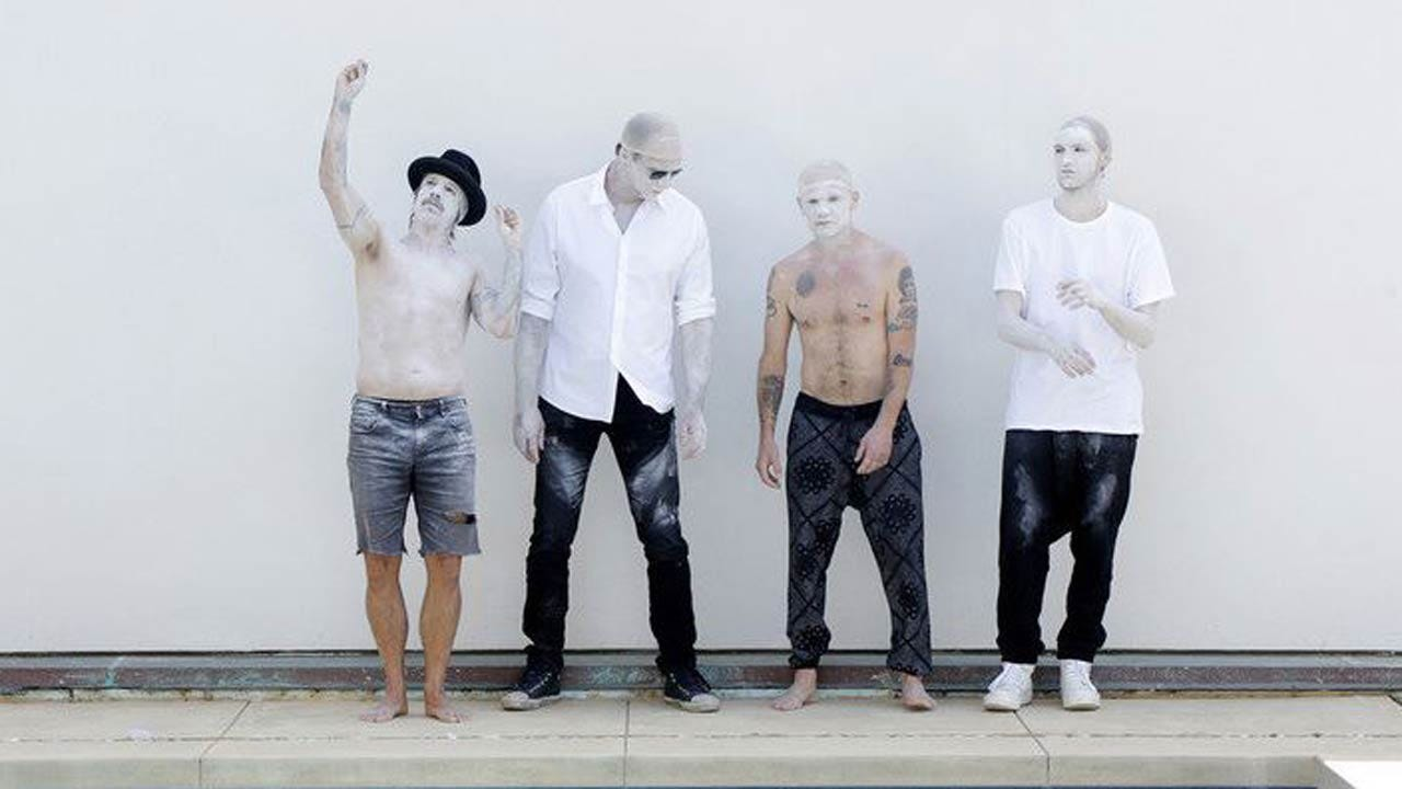 Red Hot Chili Peppers Announce Tulsa Concert
