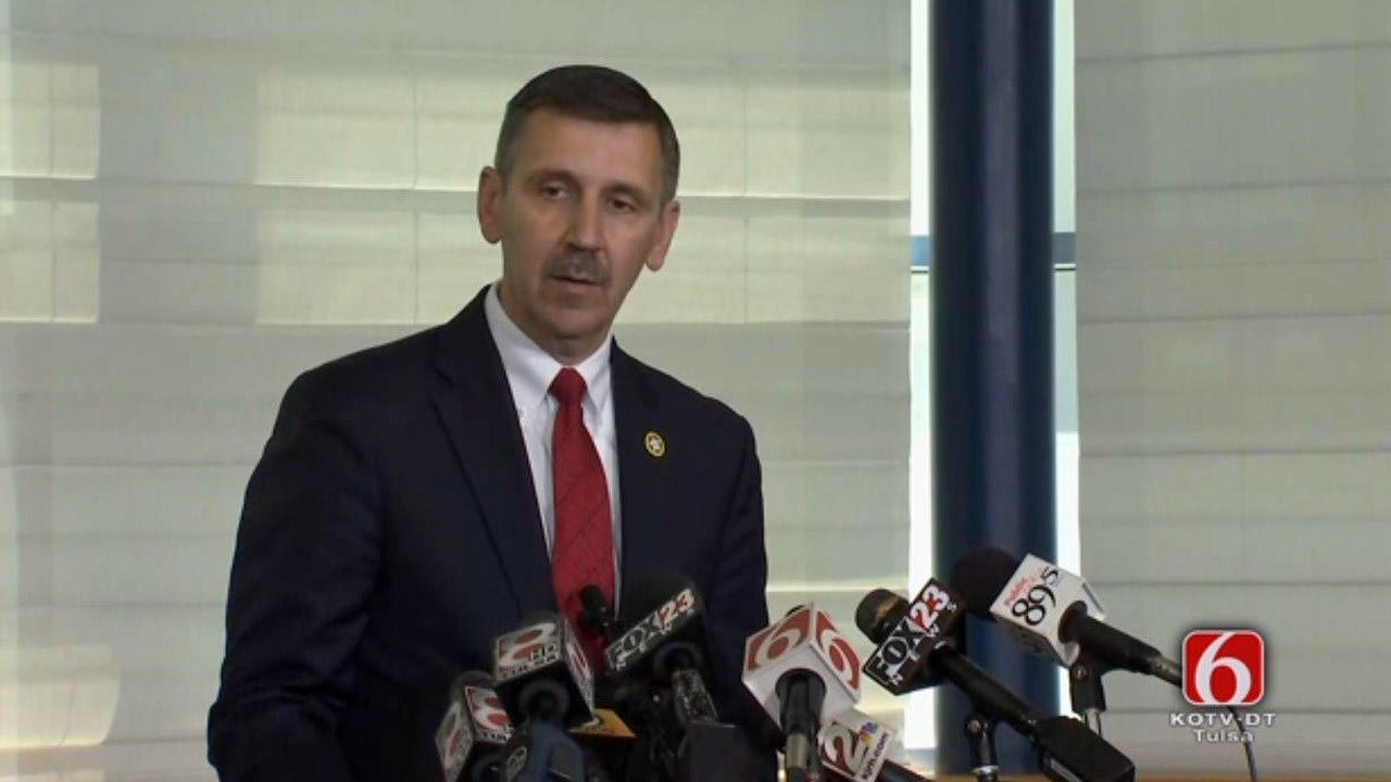 US Attorney, City Leaders: Crutcher Shooting Will Be Properly, Thoroughly Investigated