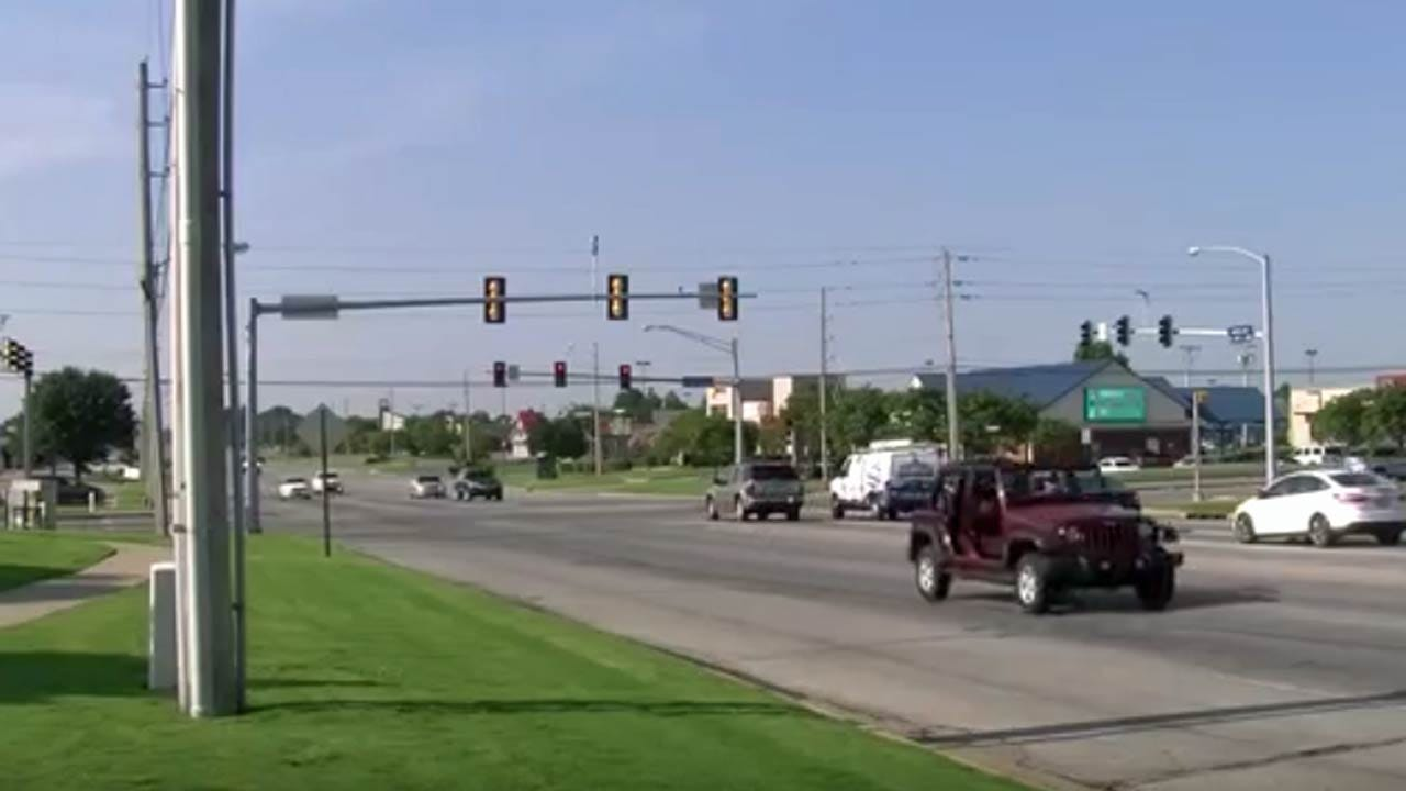 Busy Broken Arrow Intersection To Be Resurfaced
