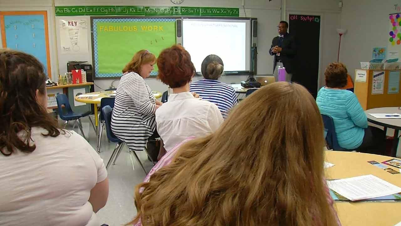Expanding Tulsa Reading Partners Needs Volunteers