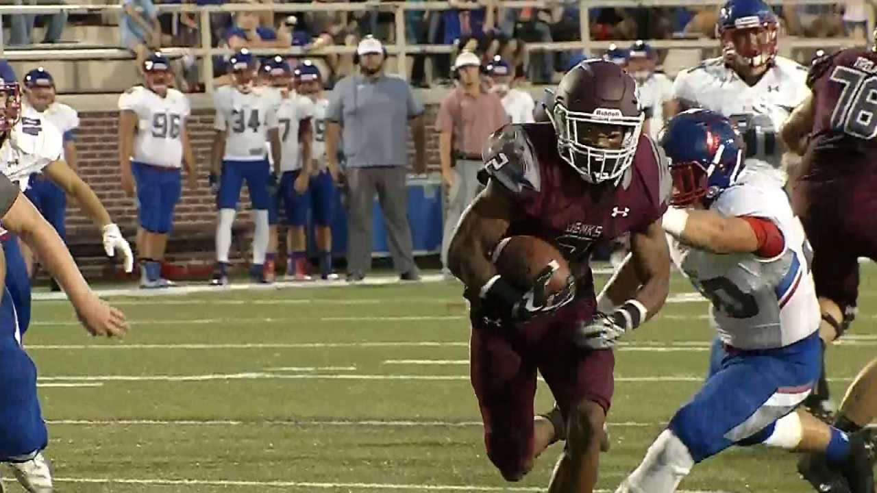 Jenks Barely Beats Bixby In Week 1