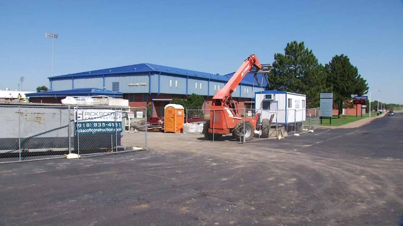 Nearing Completion, New Storm Shelters Providing Peace Of Mind In Oologah