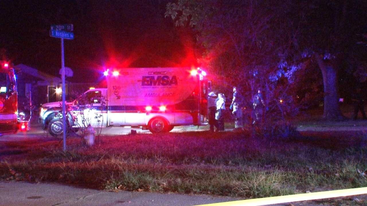 Tulsa Police Identify Teen They Say Killed Mother's Boyfriend