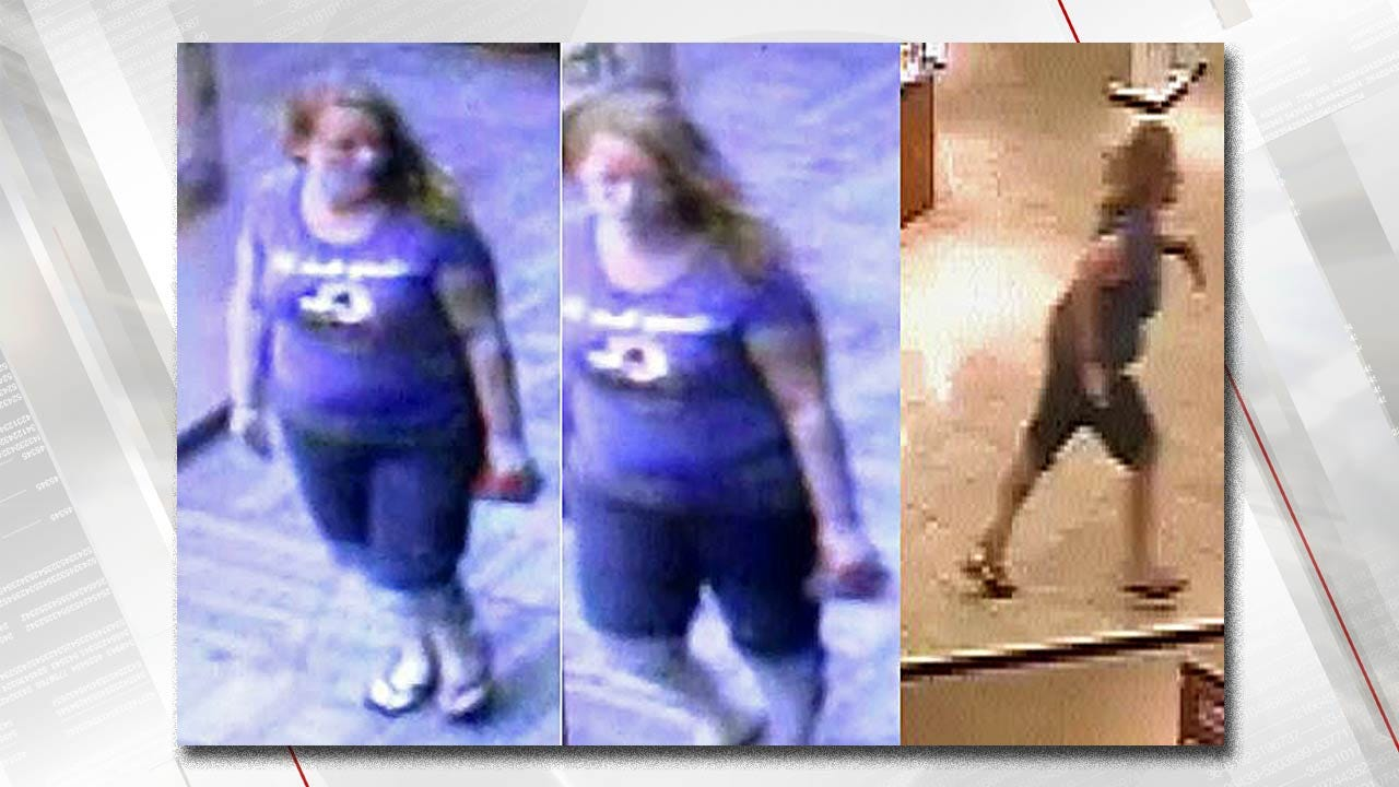 Tulsa Police Want To Identify Woman In Expensive Ring Theft