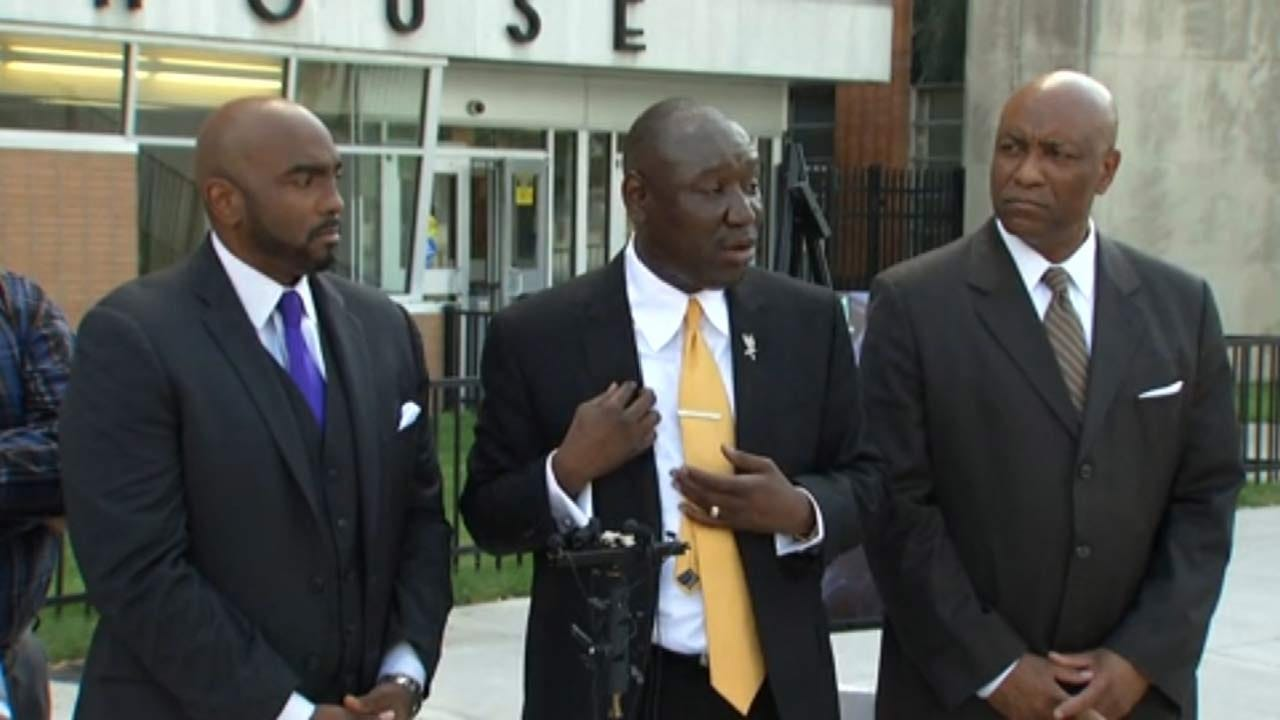 Crutcher Attorneys Want To Dispel 'Reaching Into Window' Story