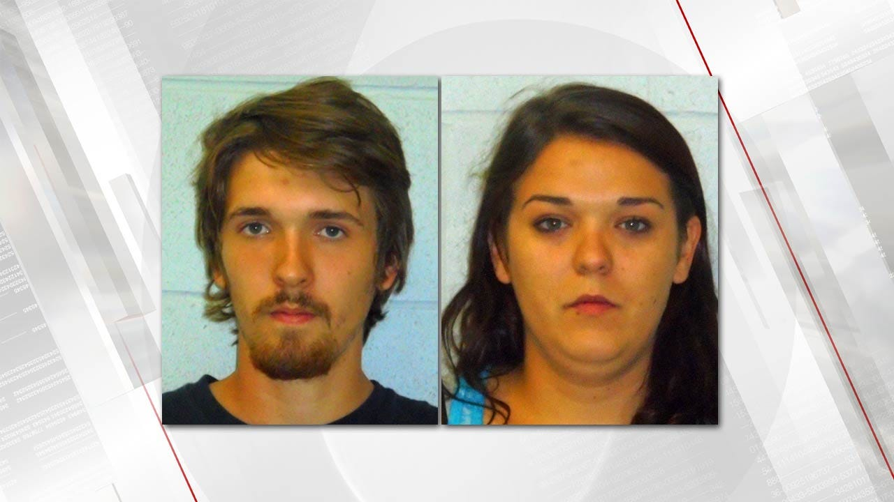 Henryetta Brother And Sister Arrested For Growing Marijuana