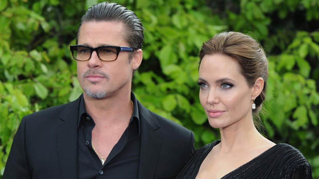 Report: Angelina Jolie Files For Divorce From Brad Pitt